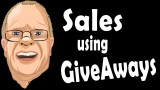 Use Giveaways to improve Sales