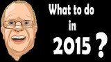 What's on my Plate for 2015?